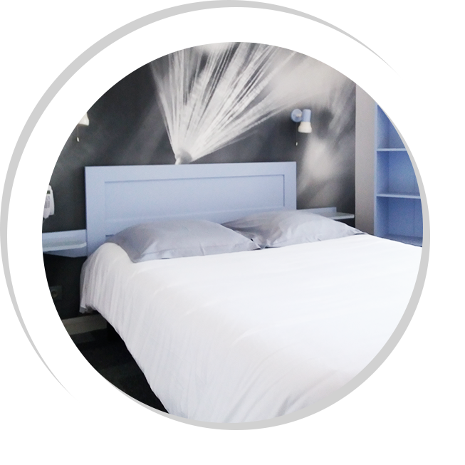 chambre double hotel fecamp plage